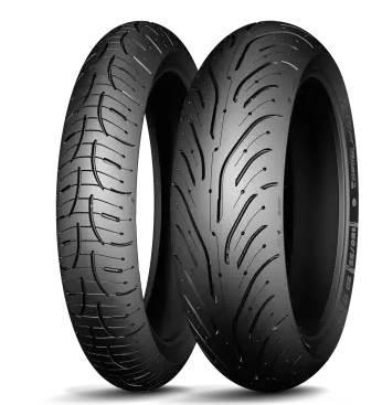 Michelin Road 4 GT - 190/50-ZR17 73W