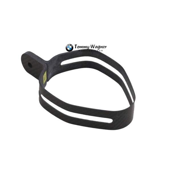 Halteband Endschalldämpfer Carbon